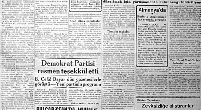 Sovyet Rusya'nın (SSCB) Türkiye'den Talepleri