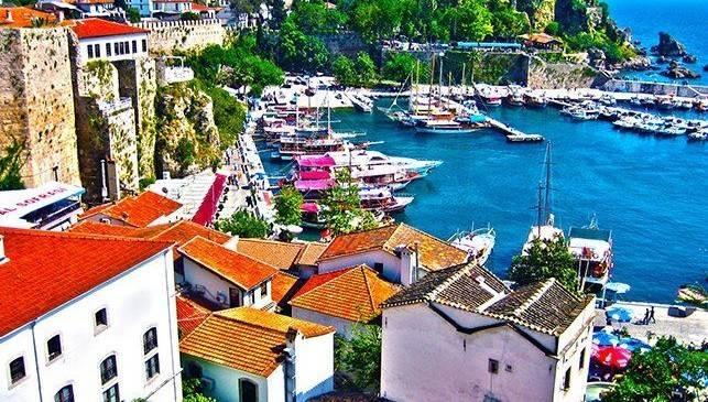 Bir Marka Kent Örneği: Antalya