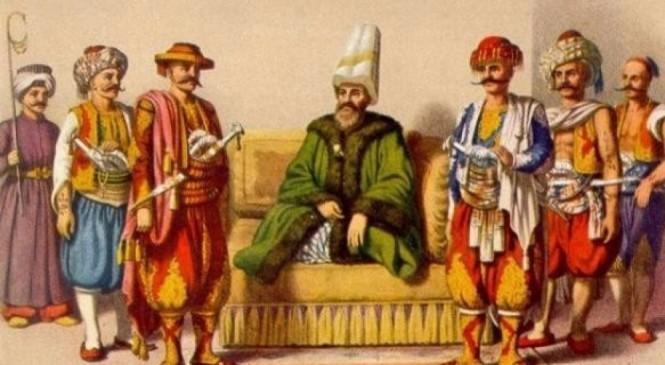Osmanlı – Türk Anayasal Gelişmeleri / Sened-i İttifak (Birlik sözleşmesi) -1808