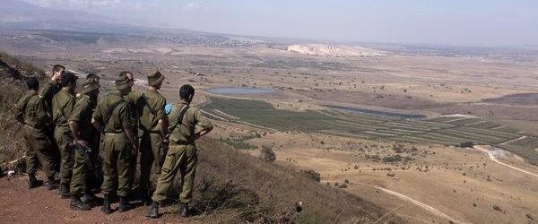 golan Golan Tepelerinin Israil için Önemi : Stratejik Kültürün Coğrafi Parametresi