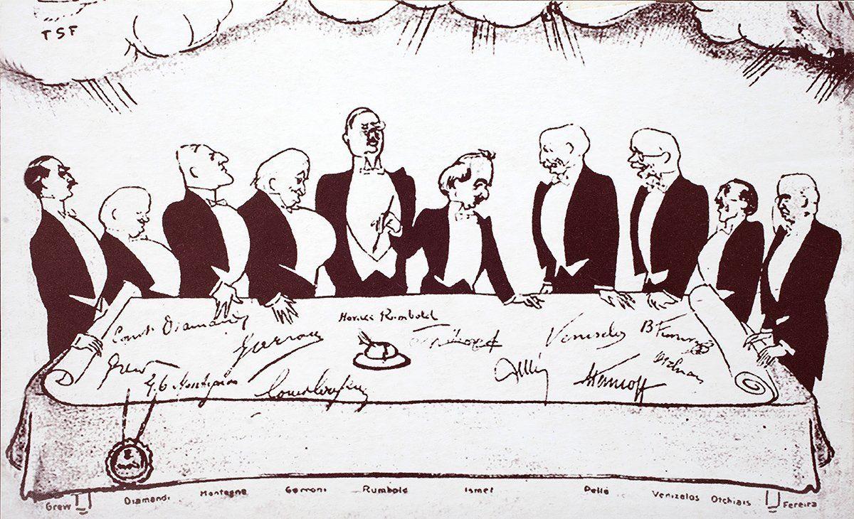 Lozan Antlaşması Sonuçları Ekseninde Gelişen Türk – Fransız İlişkileri