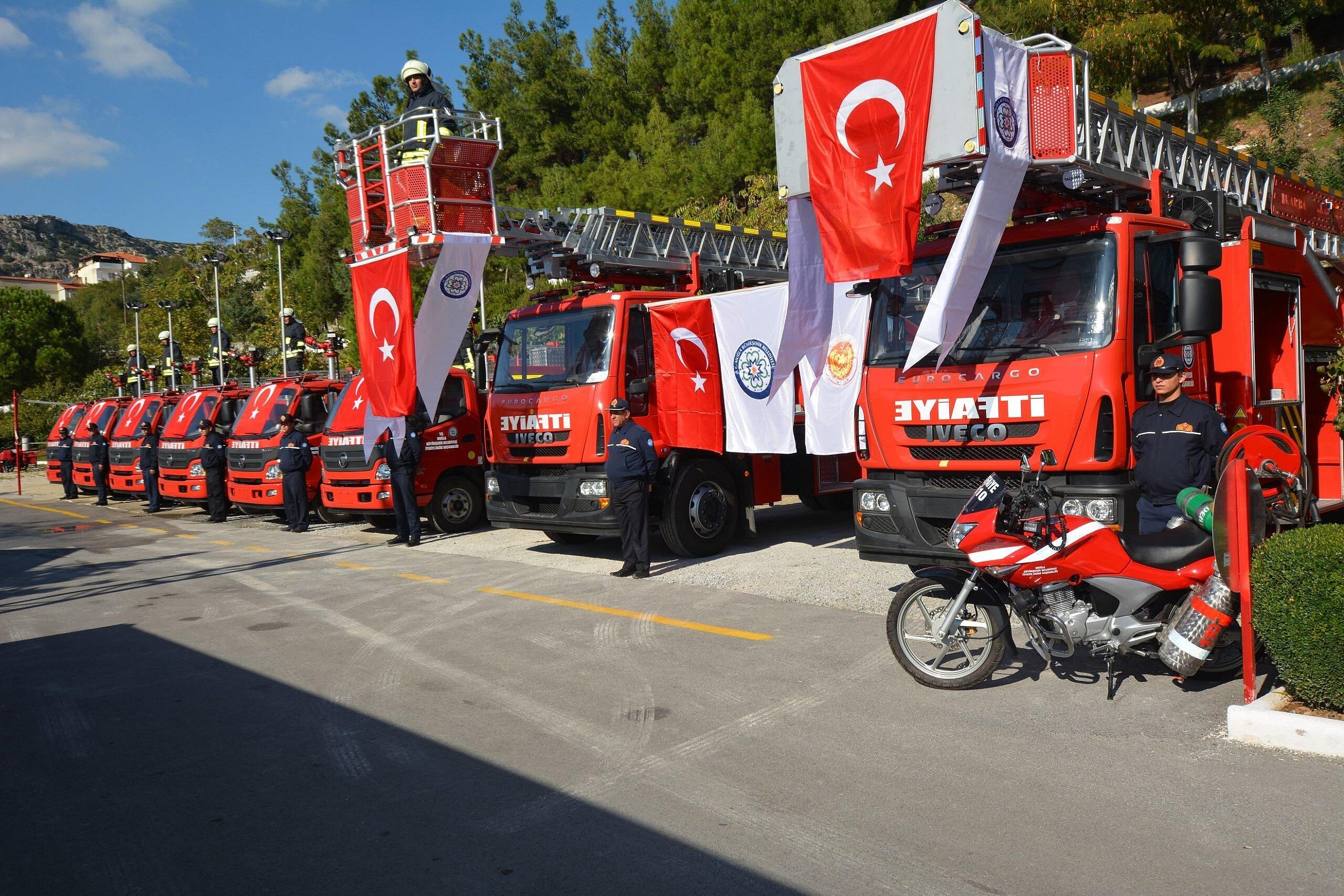 İzmir Büyükşehir Belediyesi İtfaiye Dairesi Başkanlığının Afetlerde Etkinlik Kapasitesinin Değerlendirilmesi